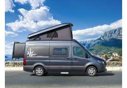 WESTFALIA James Cook Pop-Up Roof · Camper Van