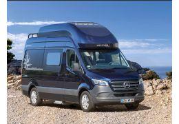 WESTFALIA James Cook High Top · Camper Van