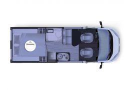 Camper Van DREAMER Fun D60 in Catalog