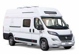 DREAMER Family Van Select Modelo 2021 · Camper Van