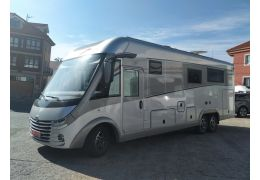 CARTHAGO Liner For Two 53 L · Integral Motorhome