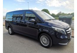 MERCEDES V 250 · Van