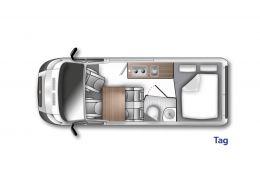 WESTFALIA Amundsen 540 D modelo 2022 · Camper Van