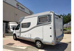 Low Profile Motorhome ILUSION 590 XMK in Sale Occasion