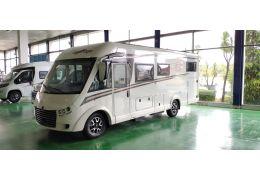 CARTHAGO I 149 LE Modelo 2021 · Integral Motorhome