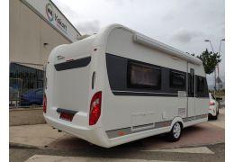 HOBBY 460 DL LUXE · Caravan used