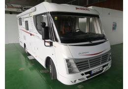 DETHLEFFS Globebus I 15 · Integral Motorhome used