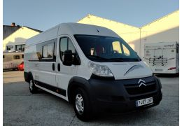 CITROËN Jumper · Camper Van used