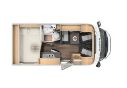 SUNLIGHT V60 Adventure Edition Modelo 2022 · Low Profile Motorhome