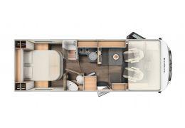 SUNLIGHT I 69 L Modelo 2022 · Integral Motorhome