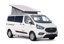 DREAMER Cap Land Select · Camper Van