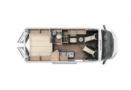 SUNLIGHT Cliff 600 modelo 2019 · Camper Van
