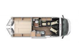 SUNLIGHT Cliff 640 modelo 2019 · Camper Van