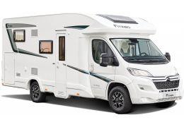 ITINEO PJ 700 Modelo 2021 · Low Profile Motorhome