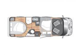 Low Profile Motorhome LMC Cruiser Comfort T 692 in Rent