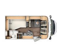 Low Profile Motorhome SUNLIGHT T-58 in Rent