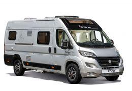 DREAMER D 62 select limited modelo 2020 · Camper Van