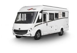 CARTHAGO Compactline 144 QB Modelo 2020 · Integral Motorhome