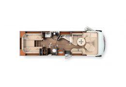 CARTHAGO E Line I 61 XL LE Modelo 2020 · Integral Motorhome
