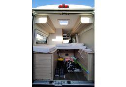 Camper Van SUNLIGHT Cliff 600 Modelo 2020 in Rent